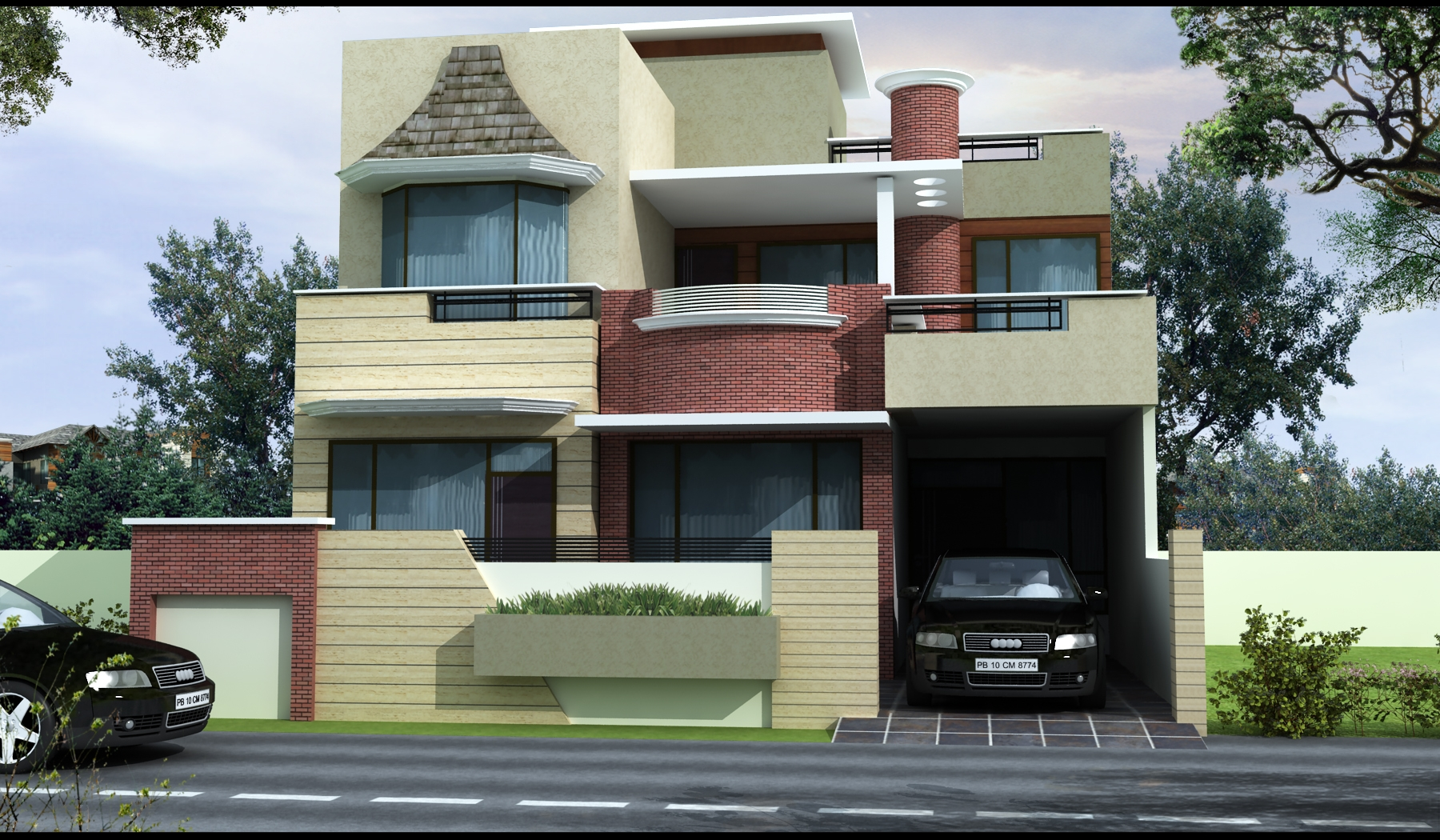 Front Elevation Of Your House